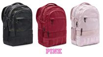 Victoria's secret Camouflage Casual Style Street Style Backpacks