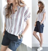 Stripes Cotton Shirts & Blouses