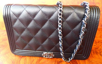 CHANEL Shoulder Bags Casual Style Leather Shoulder Bags 4