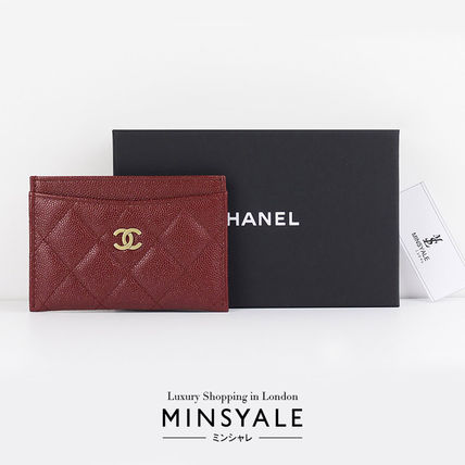 d8a2e0363089 ... CHANEL Card Holders CLASSIC CARD HOLDER [London department store new  item] ...
