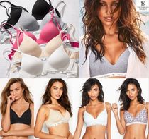 Victoria's secret Blended Fabrics Plain Cotton Bras