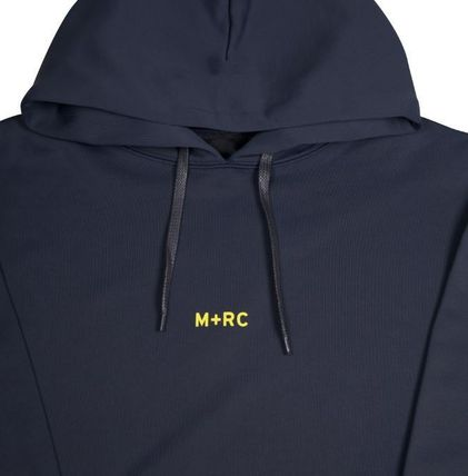 MRC NOIR Hoodies Unisex Street Style Long Sleeves Plain Cotton Hoodies 5
