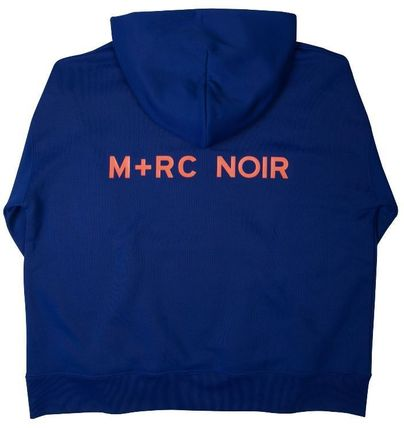 MRC NOIR Hoodies Unisex Street Style Long Sleeves Plain Cotton Hoodies 11