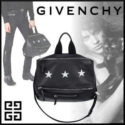 b3d83a4b59b9 GIVENCHY 2018 SS Star Street Style 2WAY Leather Totes (BK5006K0AV ...