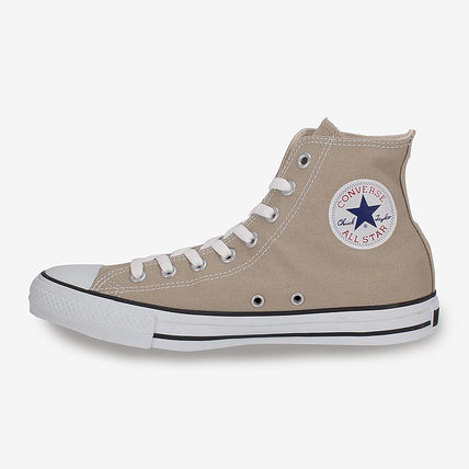 CONVERSE Low-Top Casual Style Unisex Plain Low-Top Sneakers 5
