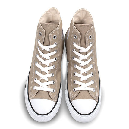 CONVERSE Low-Top Casual Style Unisex Plain Low-Top Sneakers 7