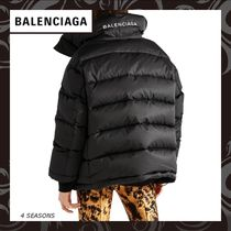 BALENCIAGA Plain Medium Down Jackets