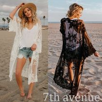 Flower Patterns Long Sleeves Long Lace Gowns Elegant Style