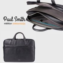 Paul Smith A4 Plain Leather Business & Briefcases