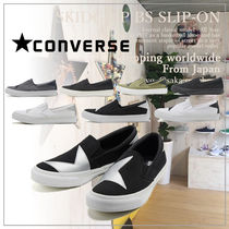 CONVERSE Star Casual Style Unisex Low-Top Sneakers