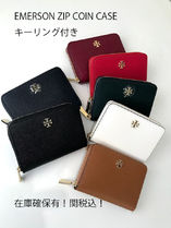 Tory Burch Saffiano Card Holders