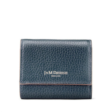 J & M Davidson Folding Wallets Plain Leather Folding Wallets 3