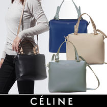 CELINE 18SS Soft Cube Bag Small Handbag 181613A4S