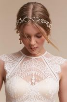BHLDN Flower Handmade Party Style Party Jewelry