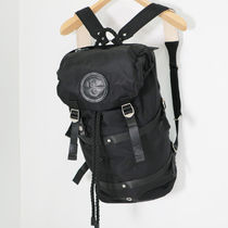 Ron Herman Nylon Street Style A4 Backpacks