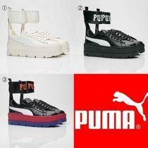 PUMA FENTY Collaboration Low-Top Sneakers