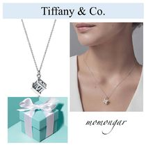 Tiffany & Co THE ATLAS Costume Jewelry Casual Style Silver Necklaces & Pendants
