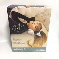 Ariana Grande Street Style Collaboration Home Audio & Theater