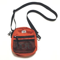 DOPE couture Unisex Nylon Street Style Messenger & Shoulder Bags