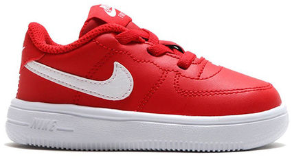 bad8f421d261 Nike AIR FORCE 1 2018 SS Baby Girl Shoes (905220-601) by LaRisata ...