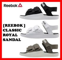 Reebok Casual Style Street Style Sport Sandals Flat Sandals