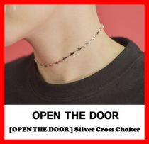 OPEN THE DOOR Casual Style Street Style Brass Necklaces & Pendants