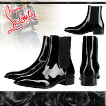 Christian Louboutin Leather Chelsea Boots Chelsea Boots