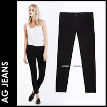 AG/ADRIANO GOLDSCHMIED Denim Plain Long Skinny Jeans