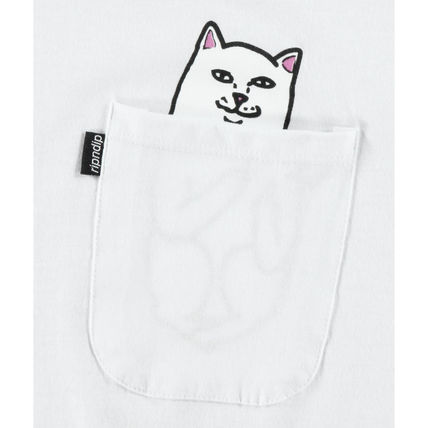 RIPNDIP More T-Shirts Street Style Cotton Short Sleeves T-Shirts 3