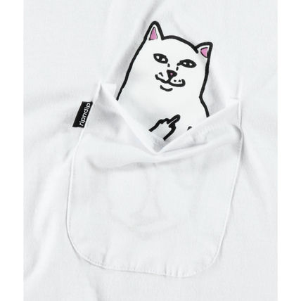 RIPNDIP More T-Shirts Street Style Cotton Short Sleeves T-Shirts 4