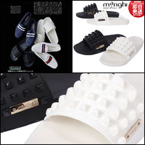 menghi Street Style Shower Shoes Shower Sandals