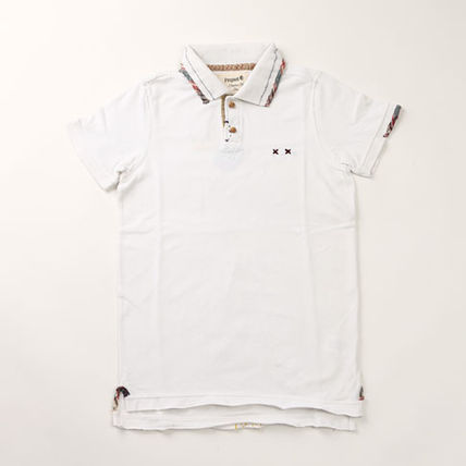 Pullovers Plain Cotton Short Sleeves T-Shirts
