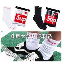 Supreme Undershirts & Socks