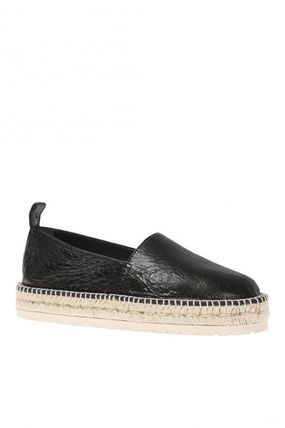 e345440def7b BALENCIAGA Leather Loafers   Slip-ons (N A) by esmplus - BUYMA