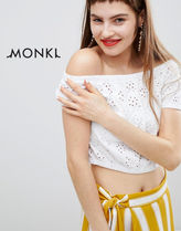 MONKI Casual Style Bandeau & Off the Shoulder