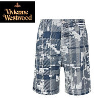 Vivienne Westwood Other Check Patterns Cotton Shorts
