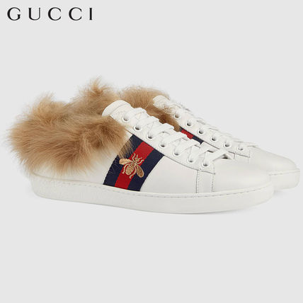 0bdcfc6f3c8 GUCCI Ace 2018 SS Low-Top Sneakers (498199 0FI50 9096) by EU SHOES ...