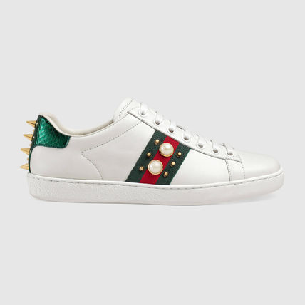 9a253479be5 GUCCI Ace 2018 SS Low-Top Sneakers (431887 A38G0 9064) by EU SHOES ...