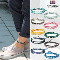 wakami Unisex Street Style Anklets
