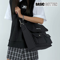 BASIC COTTON Messenger & Shoulder Bags
