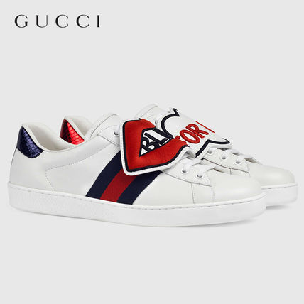 3a59174fa25 GUCCI Ace 2018 SS Sneakers (470012 DOPH0 9070) by EU SHOES - BUYMA