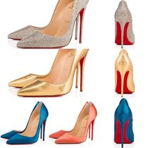 Christian Louboutin So Kate Plain Pin Heels Handmade Party Style