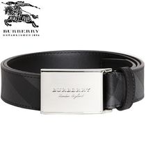 Burberry Other Check Patterns Belts