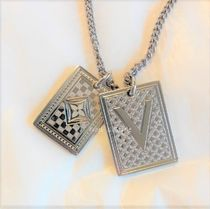 Louis Vuitton Monogram Unisex Necklaces & Chokers