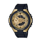 CASIO Casual Style Unisex Street Style Silicon Round
