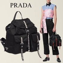 PRADA PRADA Backpacks