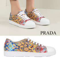 PRADA PRADA Low-Top