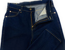 LEE More Jeans Tapered Pants Unisex Street Style Jeans 7