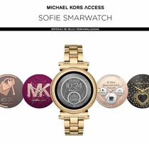 Michael Kors Round Mechanical Watch Office Style Digital Watches