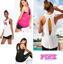 Victoria's secret PINK Blended Fabrics Bold Yoga & Fitness Tops